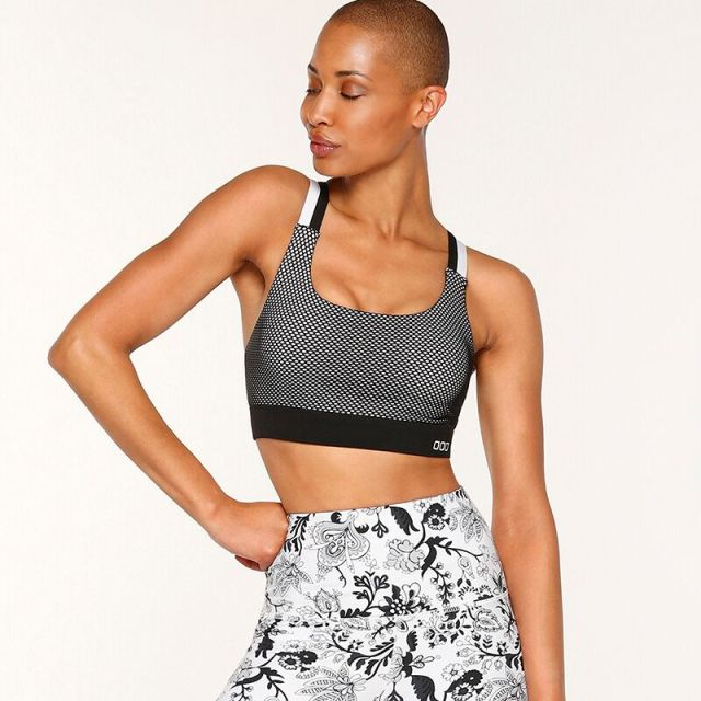 Chrome Power Sports Bra