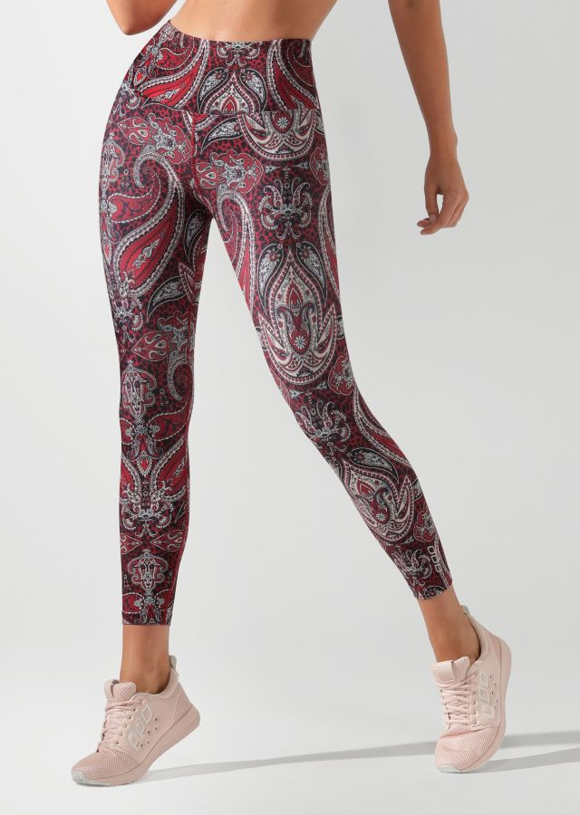 Bohemian Core Ankle Biter Tight