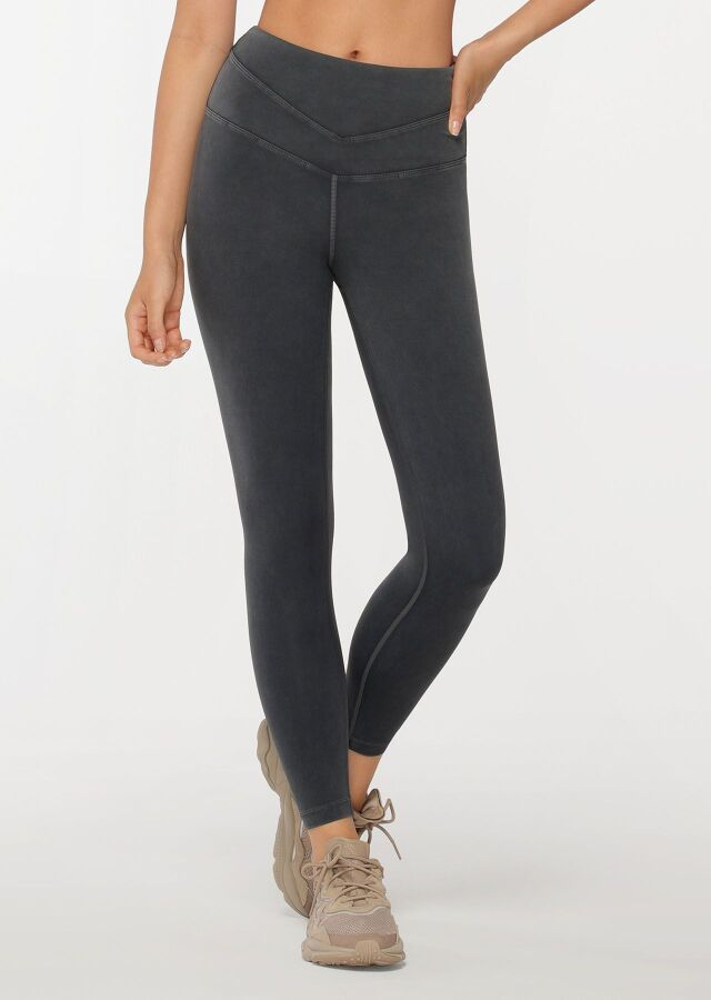 Washed Core Ankle Biter Leggings