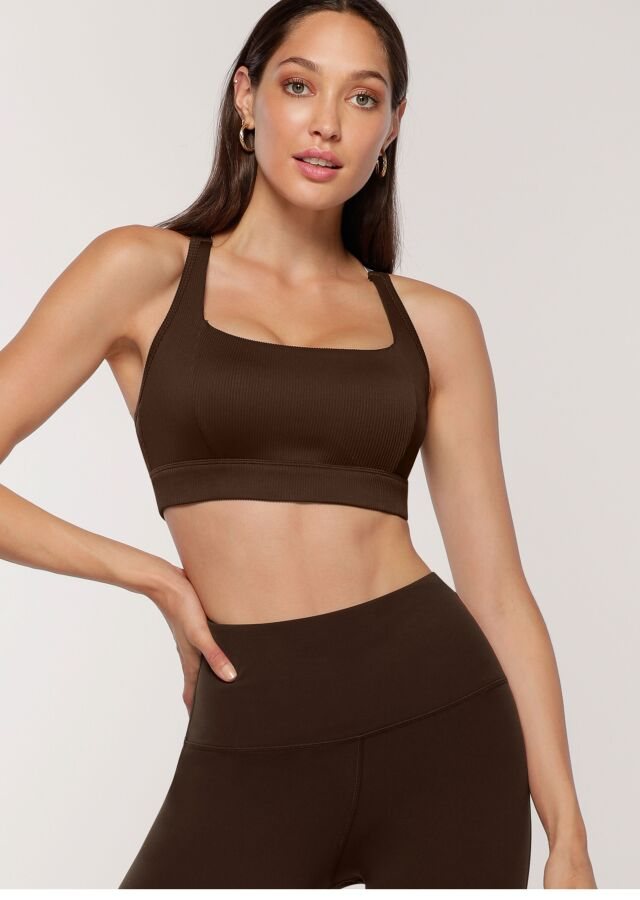 Power Down Sports Bra