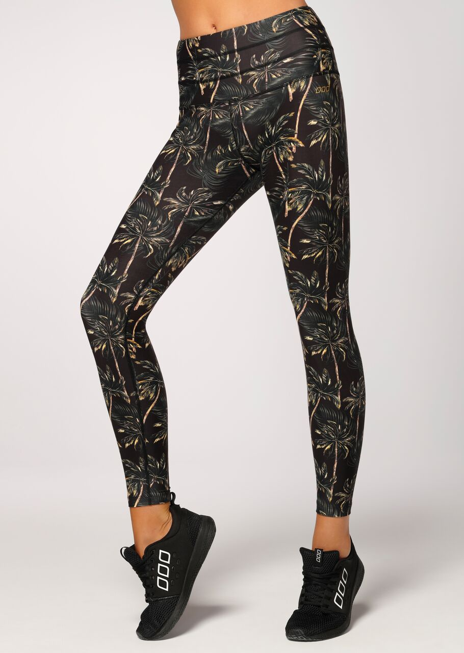 Midnight Tropic Core F/L Tight
