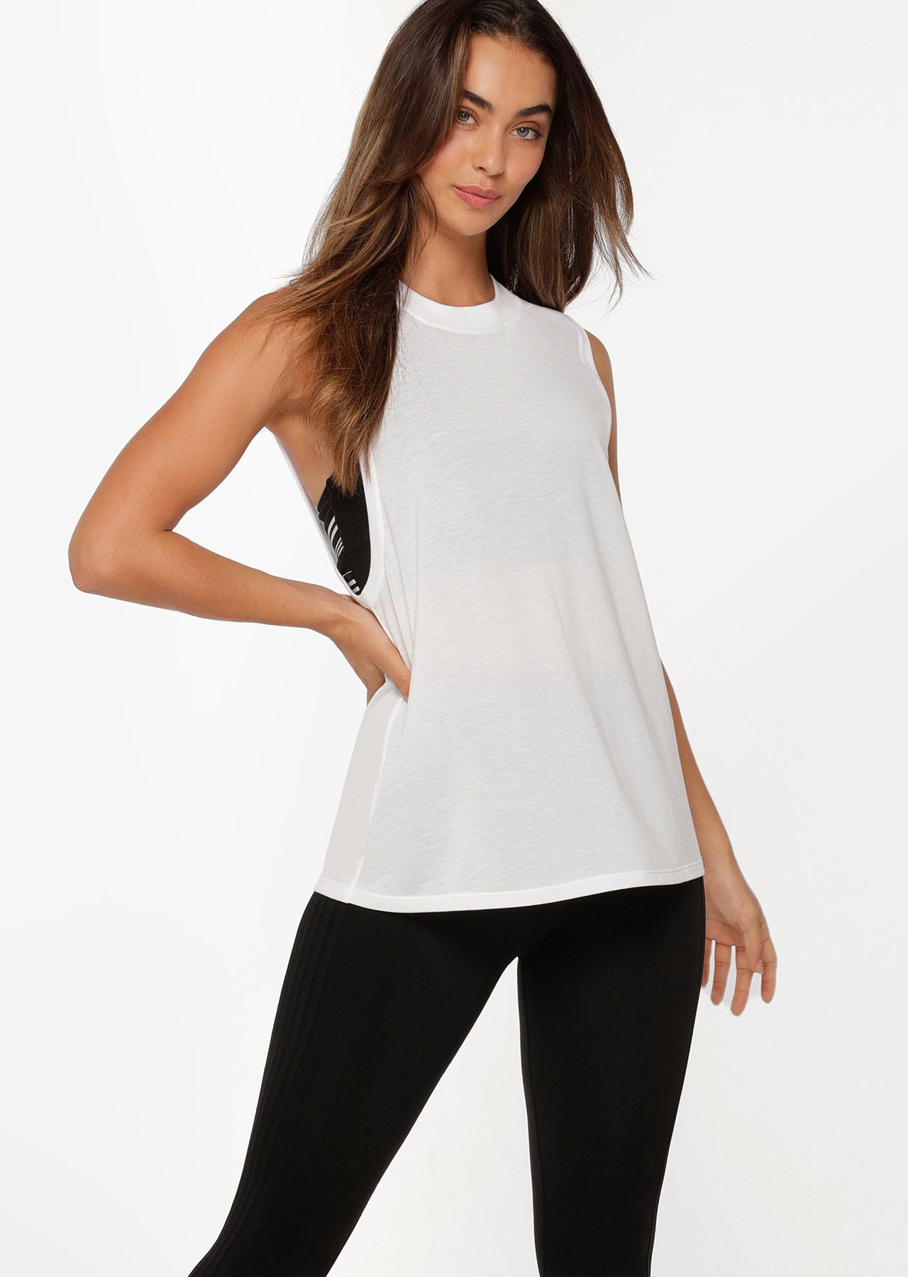 Knock Out Muscle Tank
