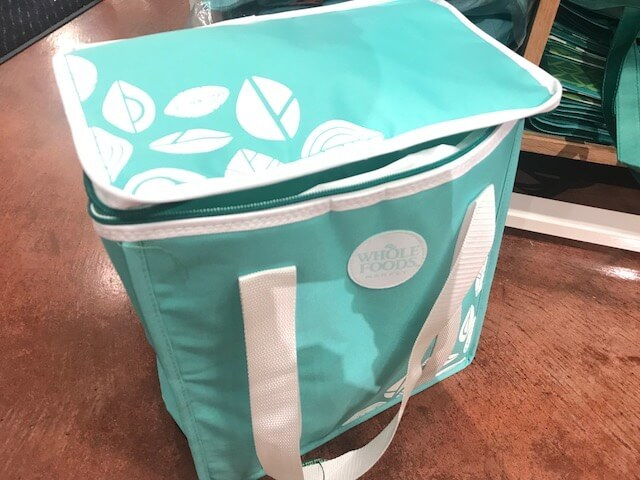 ホールフーズ・マーケットの保温 保冷バッグ トート