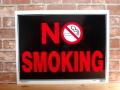 禁煙サイン  NO SMOKING