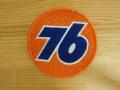 ワッペン 76