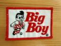 Big Boy ワッペン ビッグボーイ