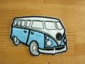 VW ワーゲン バス ブルー