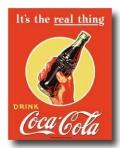 コカ・コーラ レッド real thing