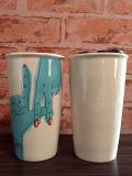スターバックス・陶器タンブラーロス限定・2