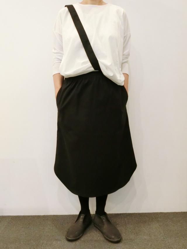 vekt:ワンショルダースカート