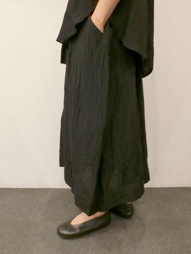 FORME D'XPRESSION:ブラックスカート