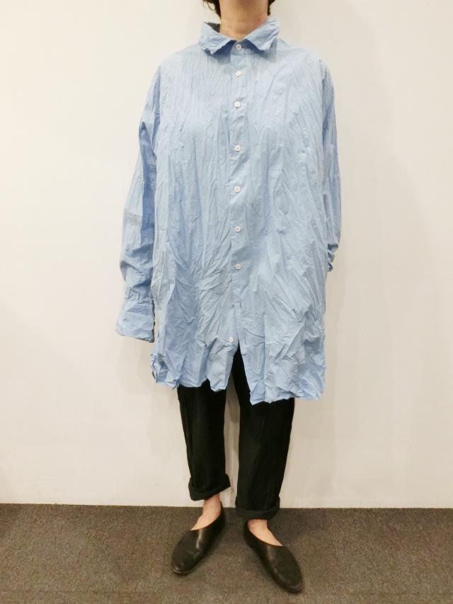 CASEY CASEY:レギュラーロングシャツ