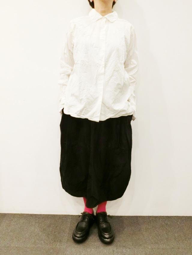 CASEY CASEY:ホワイトシャツ