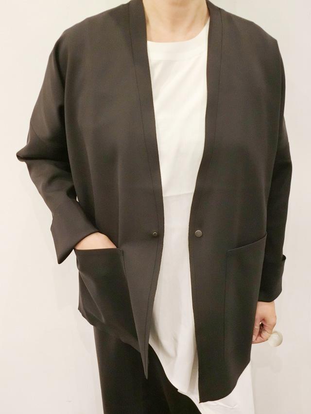 BARBARA ALAN:テクノボンデットジャケット