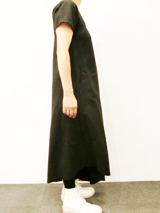BARBARA ALAN:ウールアスキュードレス