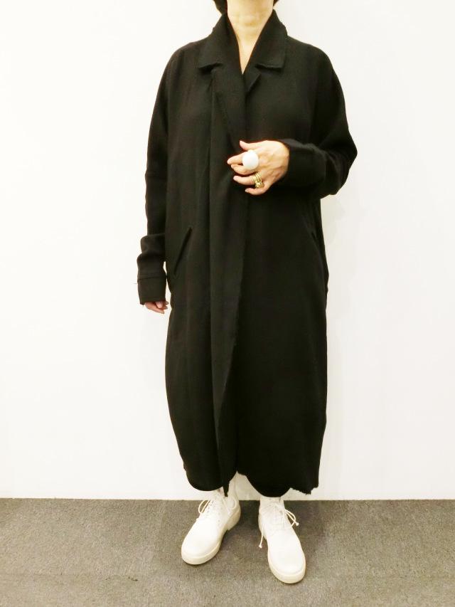 AEQUANENTE:カシミヤコート