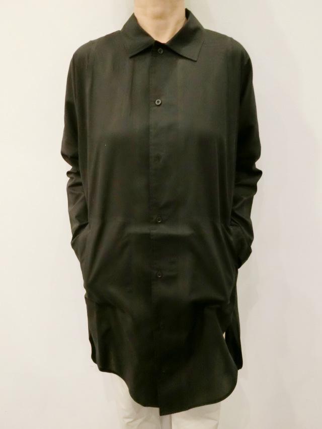 BARBARA ALAN:ロングシャツ