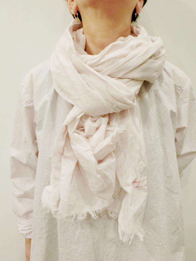 MANUELLA GUIBALLE:スカーフ