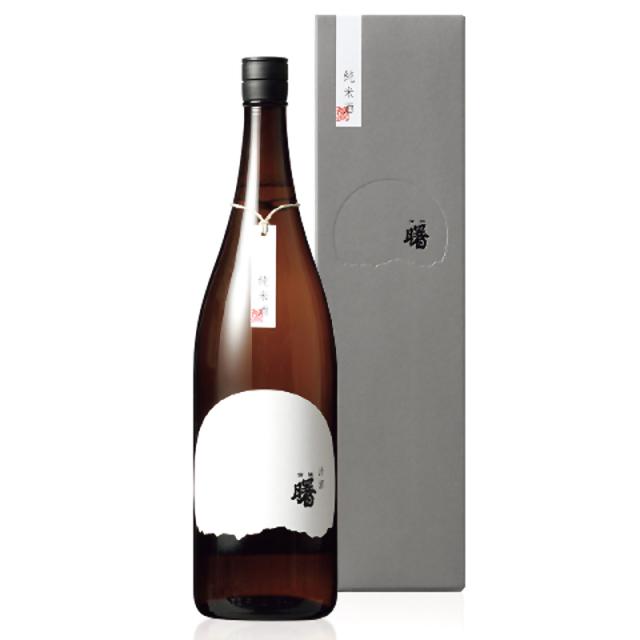 曙 純米酒 1.8L フレーバーズ木屋本店 富山県高岡市 高岡大仏前
