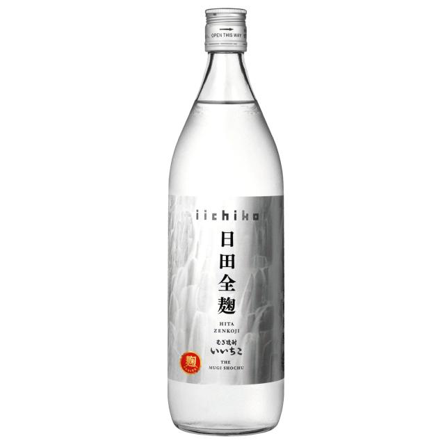 いいちこ 日田全麹 25度 900ml瓶 フレーバーズ木屋本店