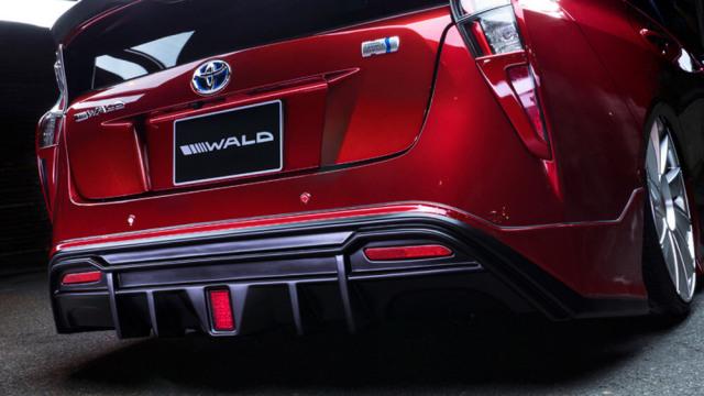 【WALD製新型プリウス用エアロ】 WALD ヴァルド 新型 PRIUS 50系 プリウス WALDエアロ専用 LEDインサートランプ 【納期&送料:メーカー確認】