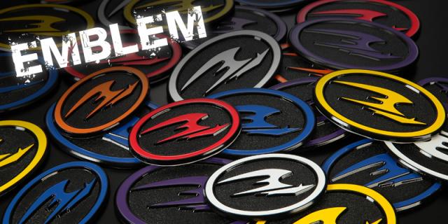 FLEDERMAUS EMBLEM フレーダーマウス エンブレム トヨタ 80系 ノア/ヴォクシー(リア)用 全6色