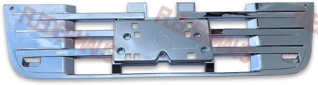 バンパー グリル いすゞ NEWギガ 07ギガ フロント メッキ インナーグリル 純正交換 ABS製