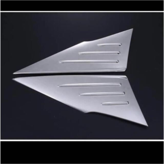 プリウス50系リアピラーカバー パネルリアサイドガーニッシュ