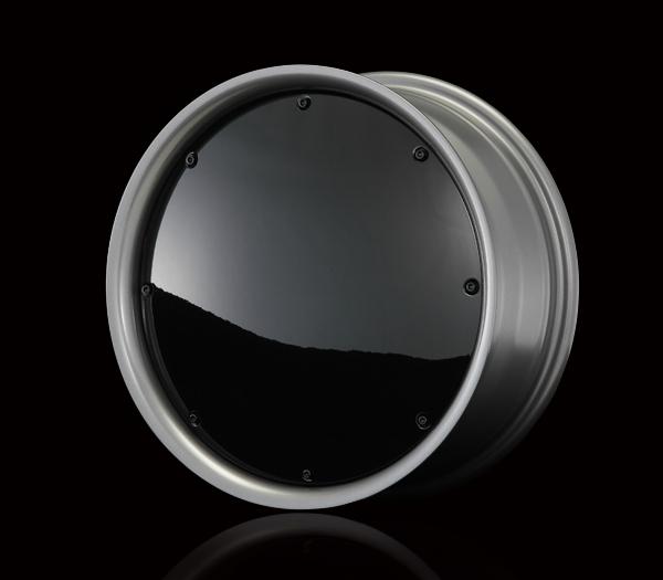 クエルボバグ8  ホイール単品 エアバルブ センターキャップ付き ピアスボルト付き 選べるカラー