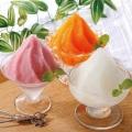 10613【送料無料】凍らせて食べる北海道フルーツシャーベットセット※限定50※