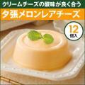 197-01308 夕張メロンレアチーズ 12個入