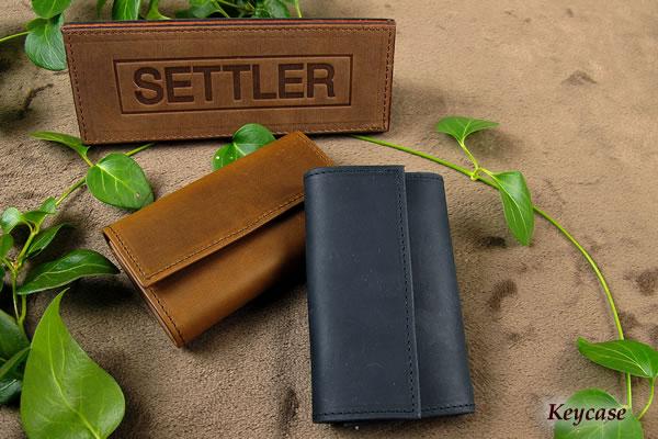 セトラー キーケース SETTLER Keycase OW-5794