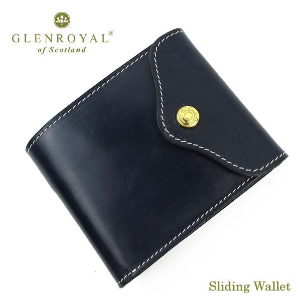 GlenRoyal 折り畳み財布 Sliding Wallet 03-5956 グレンロイヤル〔FL〕
