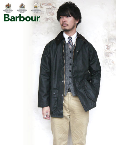 Barbour  バブアー BEAUFORT SL<ビューフォート SL> オイルドジャケット<セージグリーン> メンズ MWX0658 スリムフィット バーブァー セイジ SAGE〔FL〕