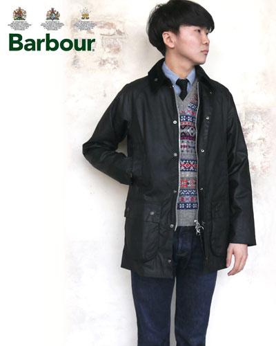 Barbour  バブアー BEAUFORT SL<ビューフォート SL> オイルドジャケット<ブラック> メンズ MWX0658 スリムフィット バーブァー BLACK〔FL〕