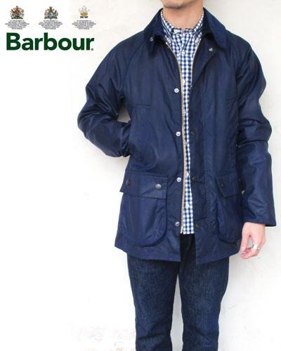 Barbour  バブアー BEDALE SL<ビデイル SL> オイルドジャケット メンズ スリムフィット INDIGO バーブァー インディゴブルー〔FL〕