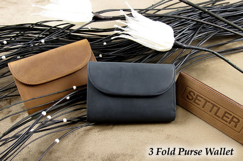 セトラー 3つ折り財布 SETTLER 3FoldPurseWallet OW-1112