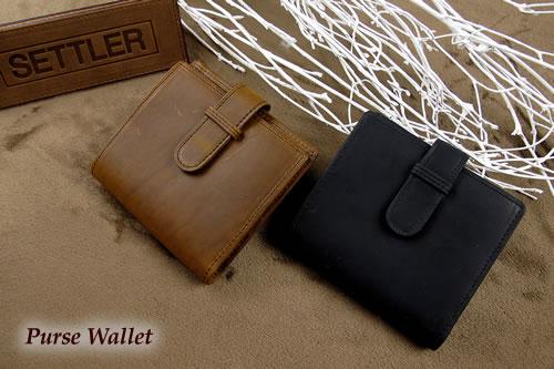セトラー 2つ折り財布 SETTLER PurseWallet OW-1902