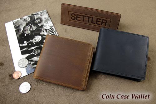 セトラー 2つ折り財布 SETTLER CoinCaseWallet OW-1563