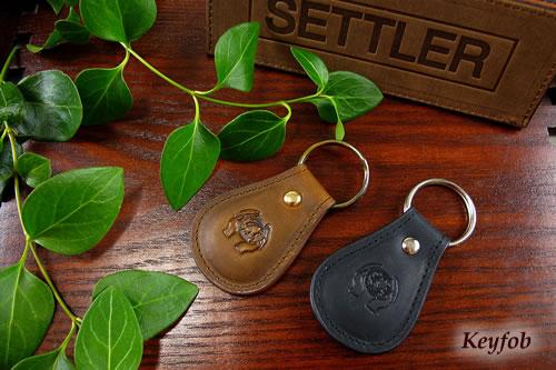 セトラー キーリング/キーホルダー SETTLER Keyfob OW-0668
