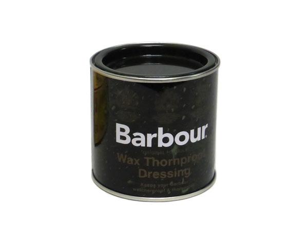 バブアー / バーブァー ケア用品 ワックスソーンプルーフドレッシング Barbour Wax ThornProof Dressing〔FL〕