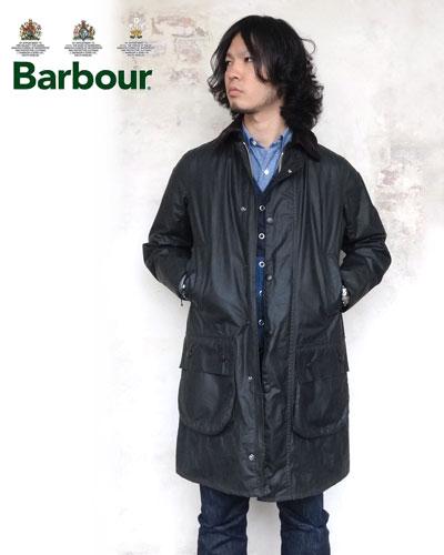 Barbour バブアー ボーダー SL オイルドジャケット メンズ BORDER SL<セージグリーン>SAGE〔FL〕
