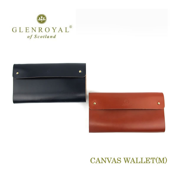 Glen Royal  CANVAS WALLET (M) 財布 03-6241