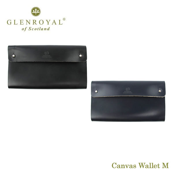 Glen Royal  CANVAS WALLET (M) 財布 03-6241 2017AW〔FL〕