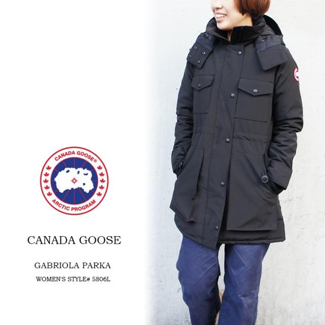 カナダグース ガブリオラパーカー インライン Canada Goose  GABRIOLA PARKA INLINE #5806L ダウンジャケット レディース