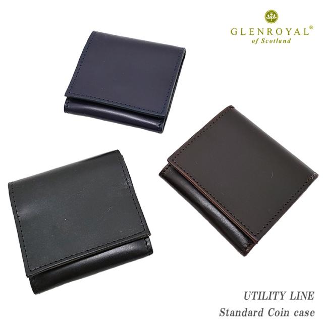 GLENROYAL グレンロイヤル Standard Coin case 03-5926 UTILITY LINE コインケース メンズ