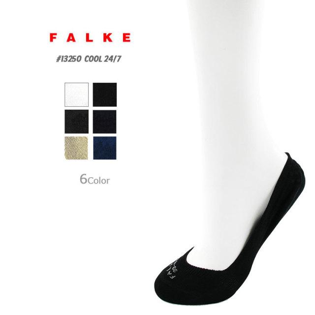 【メール便可】FALKE ファルケ ソックス メンズ ショート コットン ホワイト/ブラック/チャコール/ネイビー/ベージュ/ブルー 39-40/41-42/43-44 13250 〔TB〕