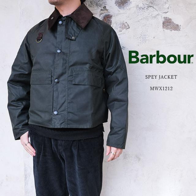 Barbour バブアー BEDALE SL PEACHED ビデイル スリムフィット ピーチド ノンワックス MCA0487 メンズ 春夏用  〔FL〕
