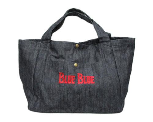 BLUEBLUE BG1084 BB DENIM ANCHOR BAG L/デニムトート メンズ レディース