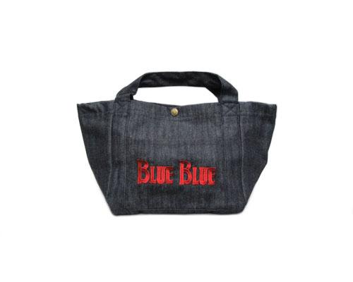 BLUEBLUE BG1084 BB DENIM ANCHOR BAG S/デニムトート メンズ レディース